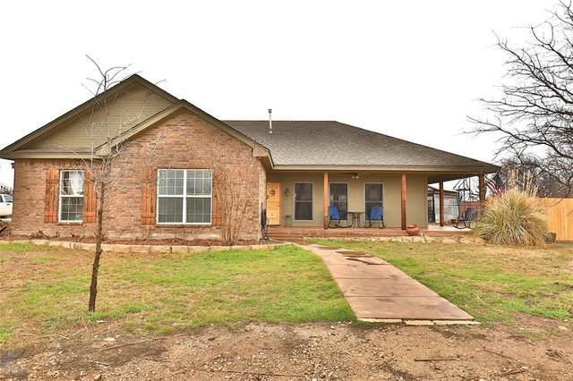 14467 County Road 242, Abilene, TX 79602 (MLS #14279762) :: The Tonya Harbin Team