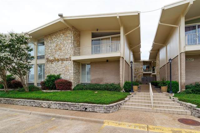 6307 Diamond Head Circle #204, Dallas, TX 75225 (MLS #14279771) :: Front Real Estate Co.