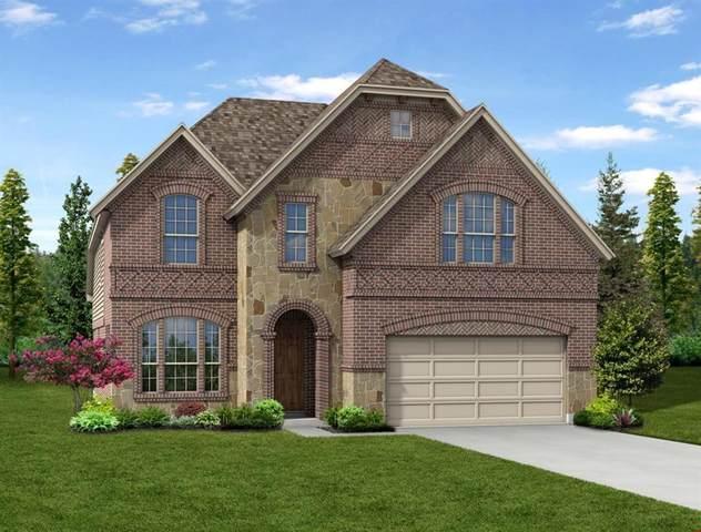 5504 Portola Lane, Denton, TX 76208 (MLS #14279778) :: Real Estate By Design