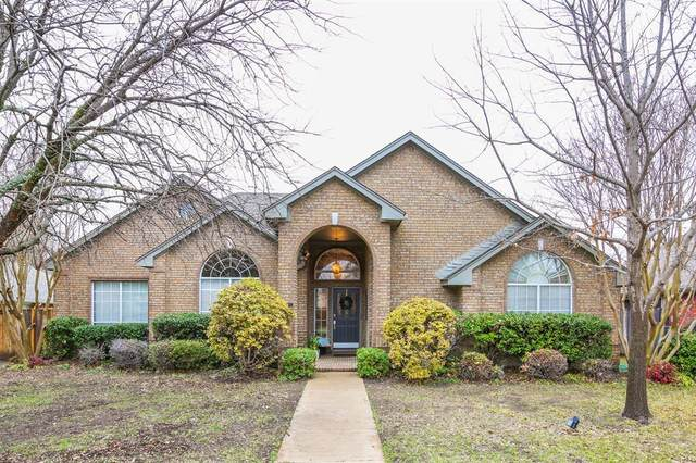 2049 Cannes Drive, Plano, TX 75025 (MLS #14279780) :: All Cities Realty