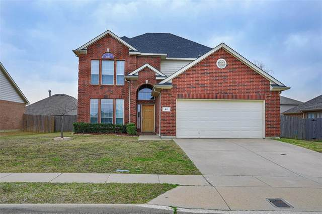 62 Heron Drive, Sanger, TX 76266 (MLS #14279789) :: The Mauelshagen Group