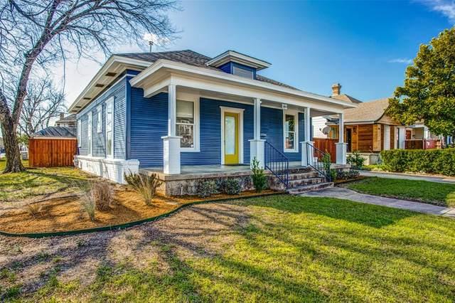 800 Melba Street, Dallas, TX 75208 (MLS #14279822) :: Potts Realty Group