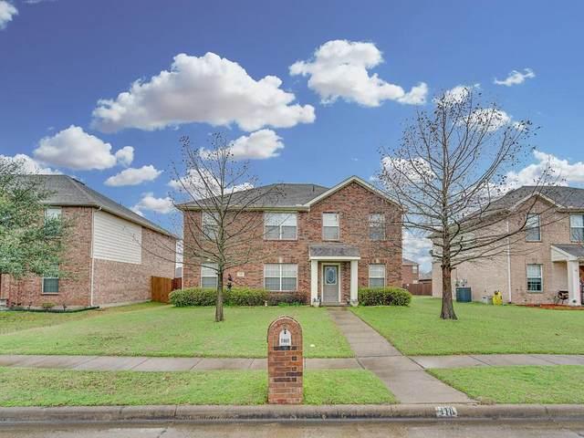 418 Blue Berry Lane, Red Oak, TX 75154 (MLS #14279830) :: The Rhodes Team