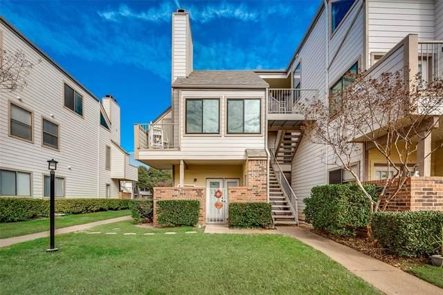 3117 Sondra Drive #204, Fort Worth, TX 76107 (MLS #14279840) :: The Hornburg Real Estate Group