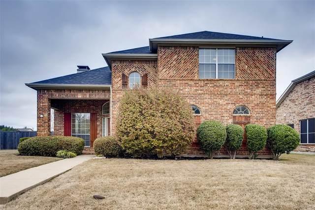 3616 Smoketree Drive, Rockwall, TX 75032 (MLS #14279843) :: Trinity Premier Properties