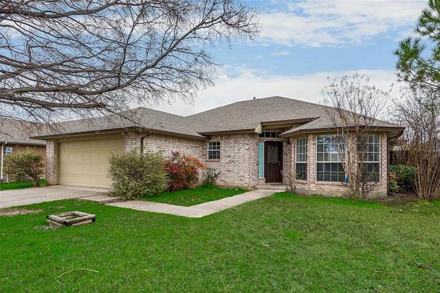 1210 E 6th Street, Krum, TX 76249 (MLS #14279850) :: The Good Home Team