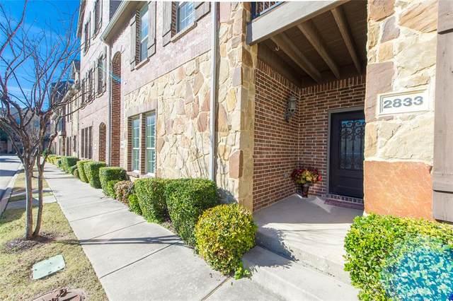2833 Sheridan Drive, Carrollton, TX 75010 (MLS #14279900) :: Robbins Real Estate Group