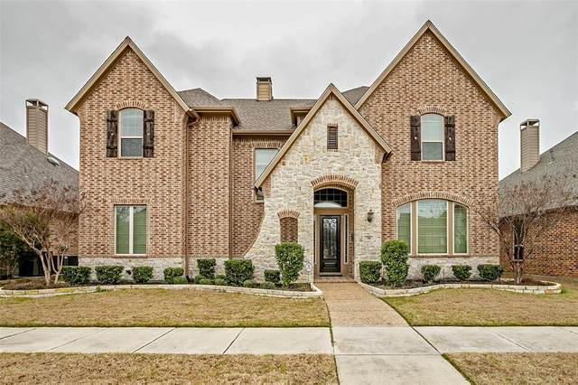 700 Four Stones Boulevard, Lewisville, TX 75056 (MLS #14279904) :: The Kimberly Davis Group
