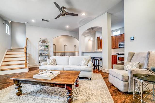 2022 N Fitzhugh Avenue E, Dallas, TX 75204 (MLS #14279907) :: EXIT Realty Elite