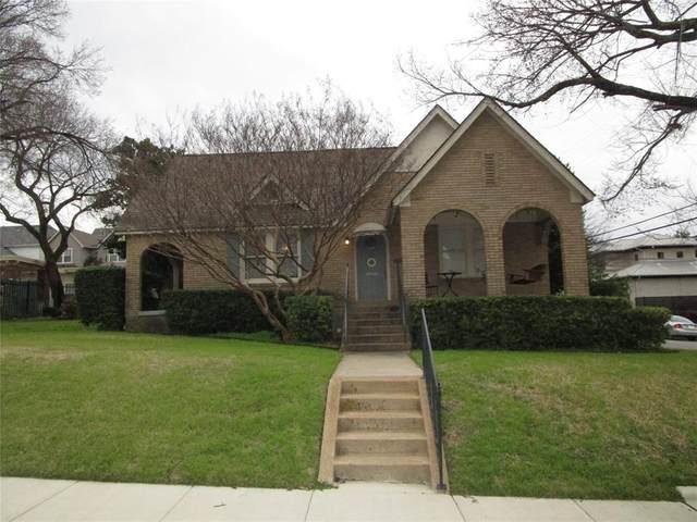 3781 W 4th Street, Fort Worth, TX 76107 (MLS #14279930) :: Post Oak Realty