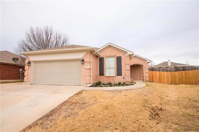 5817 Imes Lane, Fort Worth, TX 76179 (MLS #14279936) :: RE/MAX Pinnacle Group REALTORS