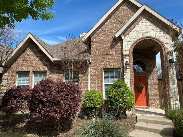 7874 Whitehart Street, Frisco, TX 75035 (MLS #14279951) :: All Cities USA Realty