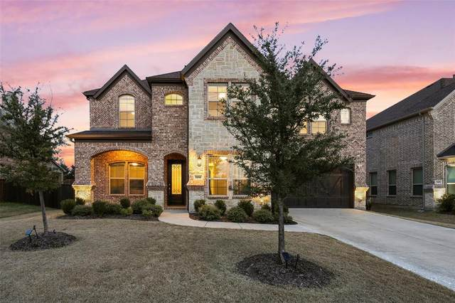1150 Norfolk Drive, Prosper, TX 75078 (MLS #14279956) :: All Cities Realty