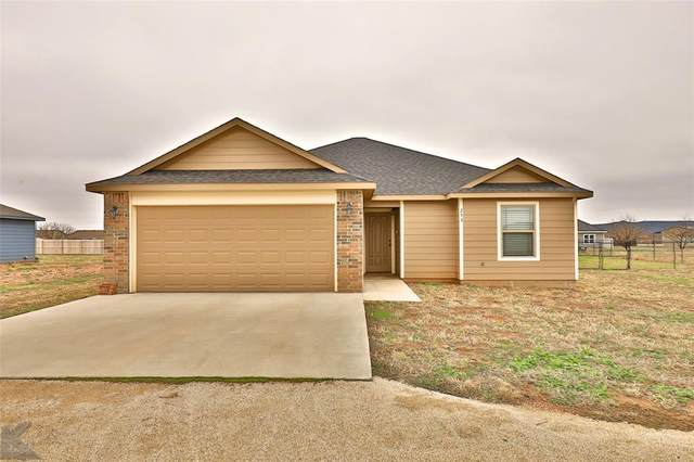 253 Foxtrot Lane, Abilene, TX 79602 (MLS #14279966) :: The Chad Smith Team