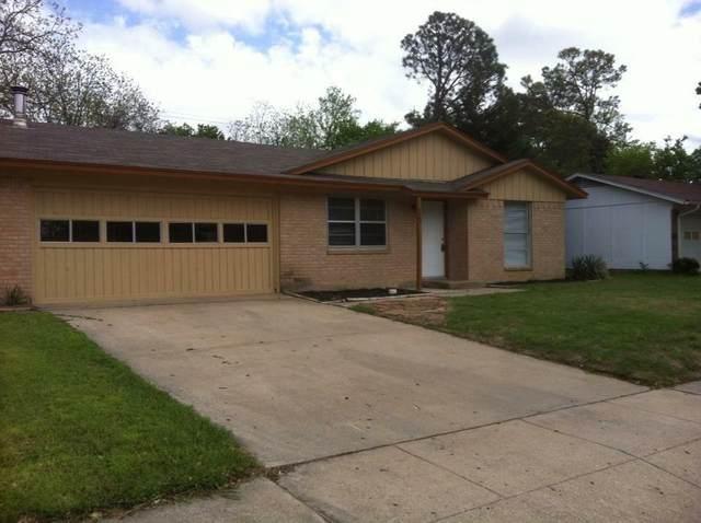 2403 Mccormick Street, Denton, TX 76205 (MLS #14279976) :: Real Estate By Design