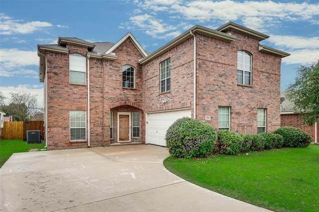 306 Briar Cove Circle, Red Oak, TX 75154 (MLS #14279994) :: The Rhodes Team