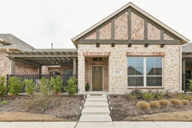3731 Marigold Lane, Prosper, TX 75078 (MLS #14280014) :: RE/MAX Pinnacle Group REALTORS