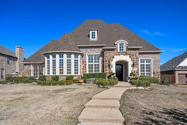 2831 Merlins Rock Lane, Lewisville, TX 75056 (MLS #14280020) :: Team Tiller