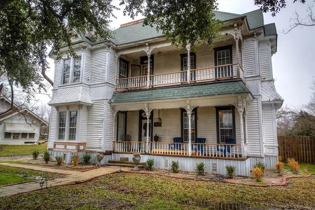 509 S Patterson Street, Campbell, TX 75422 (MLS #14280033) :: Team Tiller