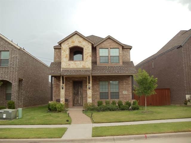 6922 Sarria, Grand Prairie, TX 75054 (MLS #14280051) :: Caine Premier Properties