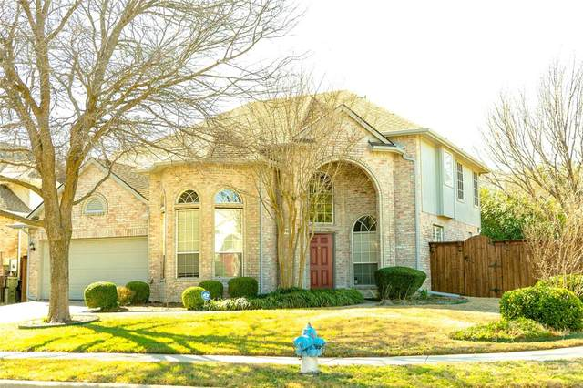 7929 Stapleton Drive, Plano, TX 75025 (MLS #14280061) :: All Cities Realty