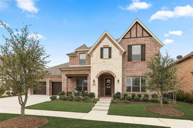 4441 Autumn Sage Drive, Prosper, TX 75078 (MLS #14280093) :: All Cities Realty