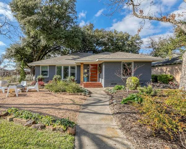 6719 Ravendale Lane, Dallas, TX 75214 (MLS #14280095) :: Vibrant Real Estate