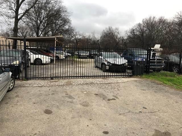 2201 Lamont Avenue, Dallas, TX 75216 (MLS #14280113) :: Caine Premier Properties