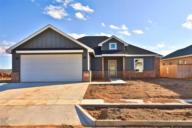 249 Bella Way, Abilene, TX 79602 (MLS #14280134) :: Ann Carr Real Estate