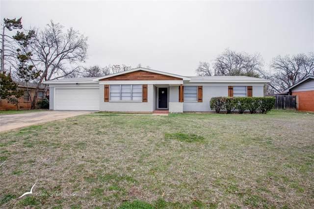3350 Rosedale, Abilene, TX 79605 (MLS #14280171) :: Caine Premier Properties