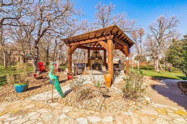 113 Oak Bend Trail, Lipan, TX 76462 (MLS #14280172) :: The Kimberly Davis Group