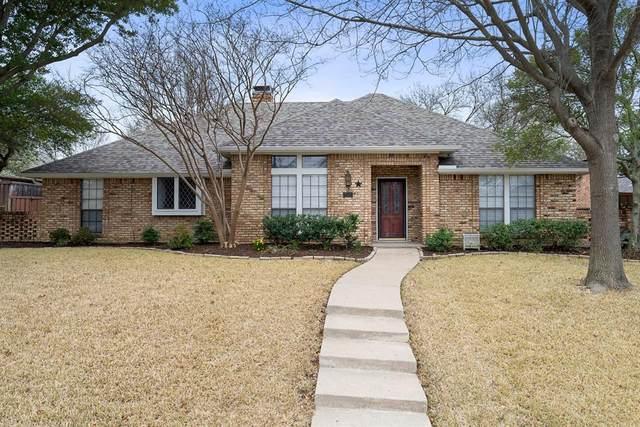 711 Hawk Lane, Coppell, TX 75019 (MLS #14280174) :: Team Tiller