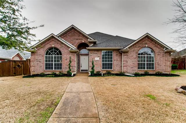 5802 Kensington Drive, Richardson, TX 75082 (MLS #14280186) :: The Real Estate Station