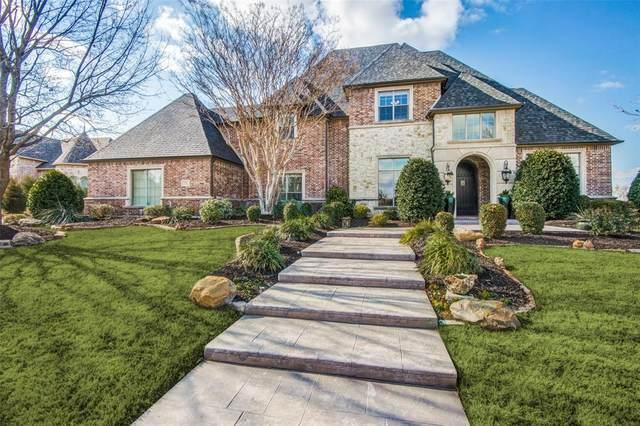 1201 Crooked Stick Drive, Prosper, TX 75078 (MLS #14280189) :: Trinity Premier Properties