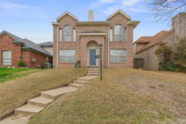 1340 Creekview Drive, Lewisville, TX 75067 (MLS #14280195) :: The Rhodes Team