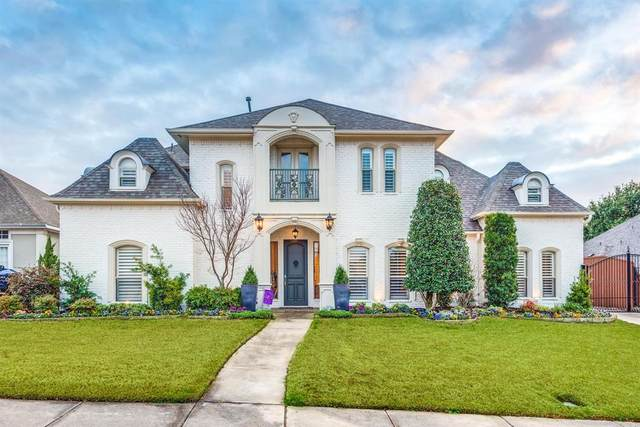 405 Bridlewood S, Colleyville, TX 76034 (MLS #14280201) :: Ann Carr Real Estate