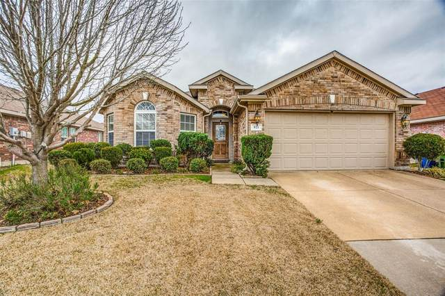 921 Johnson City Avenue, Forney, TX 75126 (MLS #14280237) :: All Cities Realty