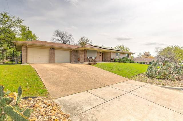 1909 Sevilla Road, Fort Worth, TX 76116 (MLS #14280246) :: All Cities Realty