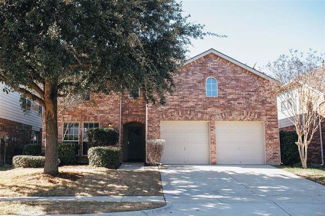 4136 Capstone Drive, Fort Worth, TX 76244 (MLS #14280251) :: Potts Realty Group
