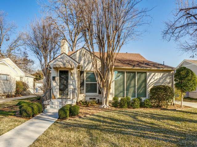6337 Anita Street, Dallas, TX 75214 (MLS #14280258) :: Vibrant Real Estate