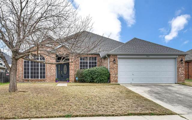 782 Chestnut Drive, Lake Dallas, TX 75065 (MLS #14280282) :: All Cities Realty