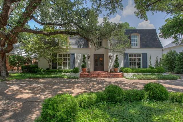 3828 Monticello Drive, Fort Worth, TX 76107 (MLS #14280285) :: Lynn Wilson with Keller Williams DFW/Southlake