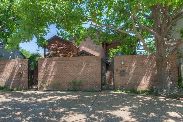 4624 Harley Avenue, Fort Worth, TX 76107 (MLS #14280309) :: Tenesha Lusk Realty Group