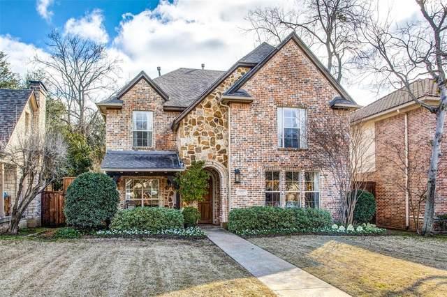6154 Vickery Boulevard, Dallas, TX 75214 (MLS #14280328) :: Caine Premier Properties