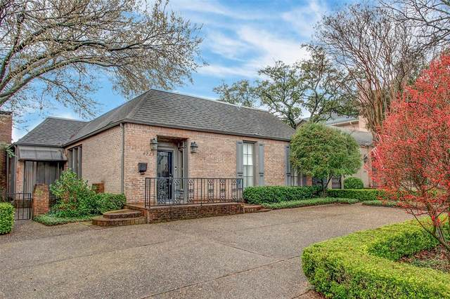 4729 Harley Avenue, Fort Worth, TX 76107 (MLS #14280330) :: Caine Premier Properties