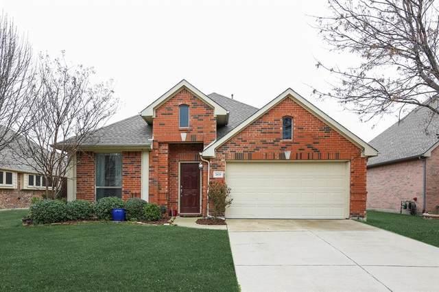 2620 Timberhollow Drive, Little Elm, TX 75068 (MLS #14280353) :: All Cities Realty