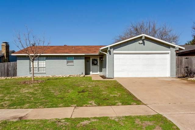621 Shadyglen Drive, Allen, TX 75002 (MLS #14280359) :: All Cities Realty