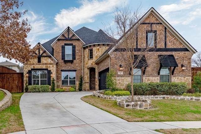 9107 Vintage Oaks Court, Dallas, TX 75231 (MLS #14280366) :: Potts Realty Group