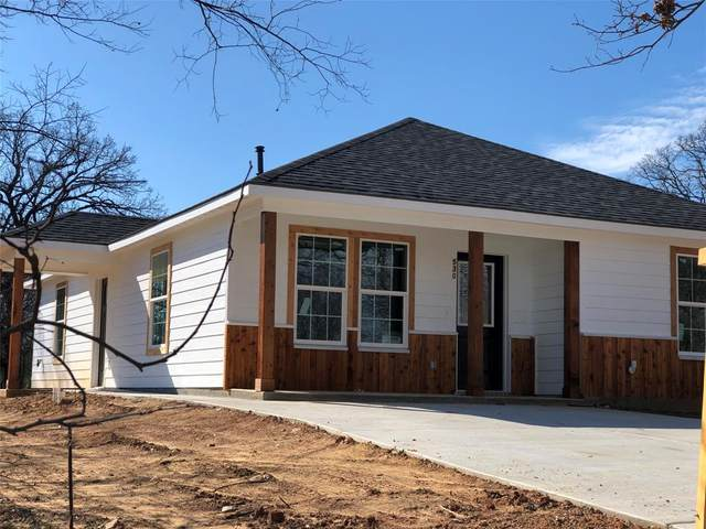 530 E Day Street, Denison, TX 75021 (MLS #14280371) :: The Kimberly Davis Group