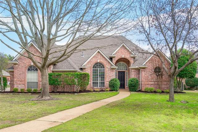 1615 Pecos Drive, Southlake, TX 76092 (MLS #14280373) :: All Cities Realty